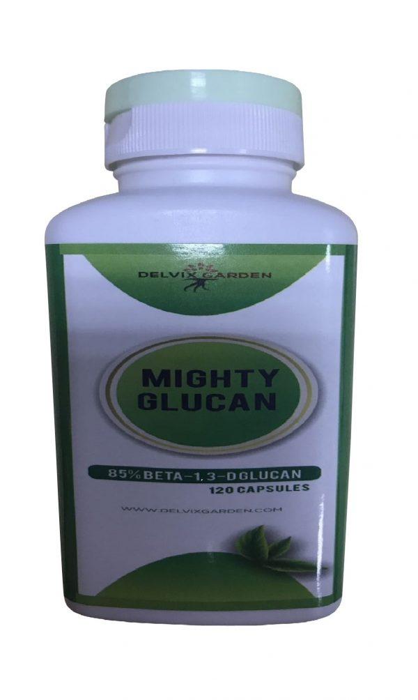 beta glucan supplement