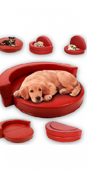 Dog sofa, Luxury Dog Bed